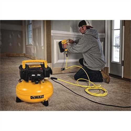 Dewalt DWFP55126 first Impression