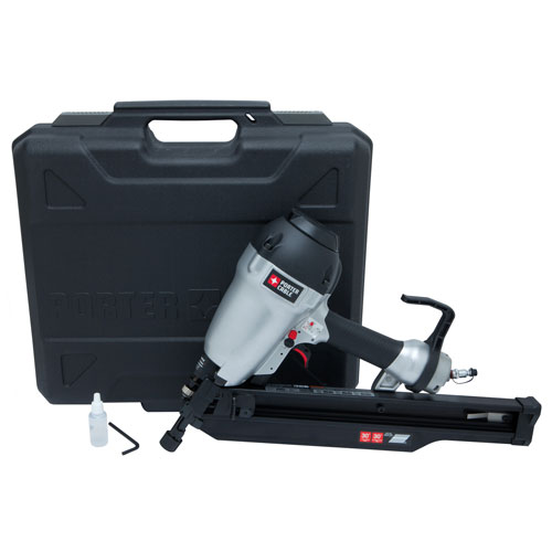 porter cable product details for paper tape framing nailer model fc350b
