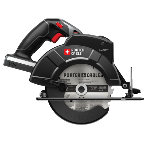 Porter cable product details for 18v bare circular saw with laser porter cable product details for 18v bare circular saw with laser model pc18csl greentooth Choice Image
