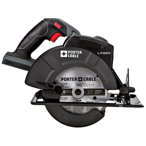 Porter cable product details for 18v bare circular saw with laser porter cable product details for 18v bare circular saw with laser model pc18csl greentooth Images