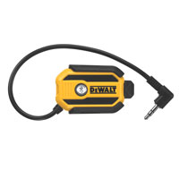 DCR002 - DEWALT Bluetooth Radio Adaptor