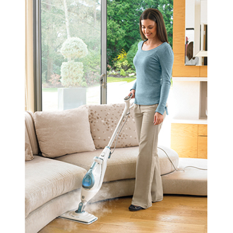 Black Decker Tools 2 In 1 Steam Mop Bdh1850sm