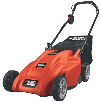 black and decker lawn hog 18 electric mulching mower manual