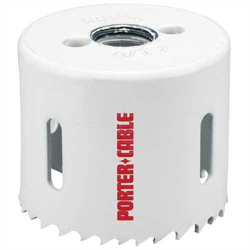Porter Cable Product Details For Hole Saws Model 18669