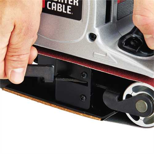 Porter Cable Product Details For 3 X 21 In Variable Speed