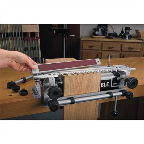 Porter cable product details for 12 in dovetail jig for Porter cable 4213 template