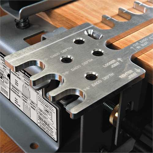 porter cable dovetail jig supplemental manual
