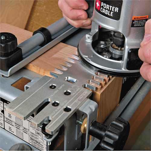 Porter Cable Product Details For 12 In Deluxe Dovetail