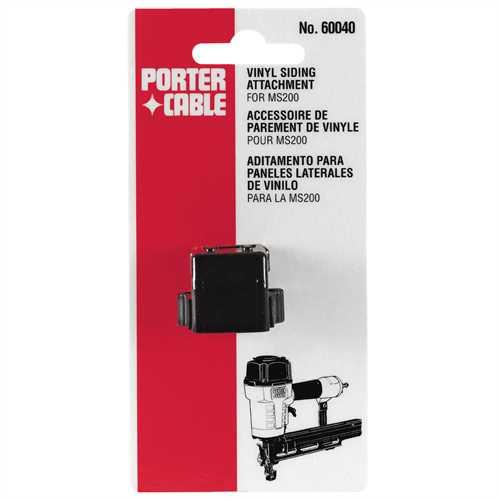 Porter Cable Product Details For Vinyl Siding Attachment
