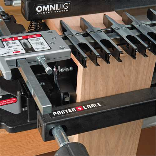 """Porter Cable Product Details for 24"""" Omnijig Joinery ..."""