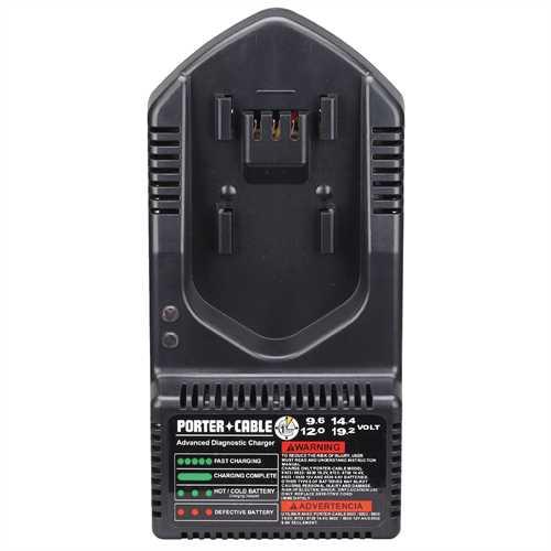 Porter Cable Product Details For 9 6v 19 2v Universal