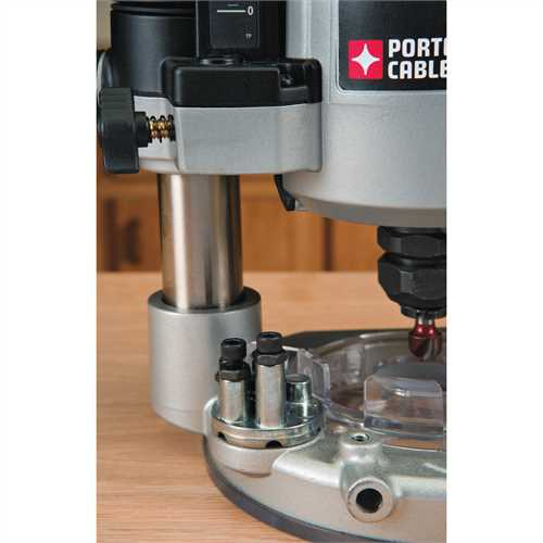 Porter Cable Product Details For 2 1 4 Hp Multi Base