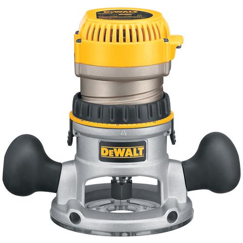 DW616 1-3/4 HP (maximum motor HP) Fixed Base Router | DEWALT Tools