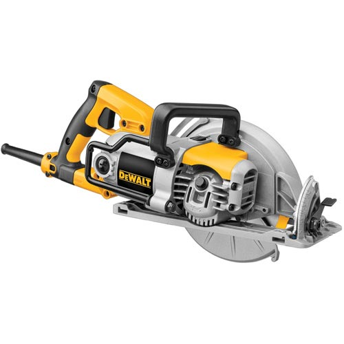 ... 184mm) Worm Drive Circular Saw w/ Twistlock Plug   DEWALT Tools