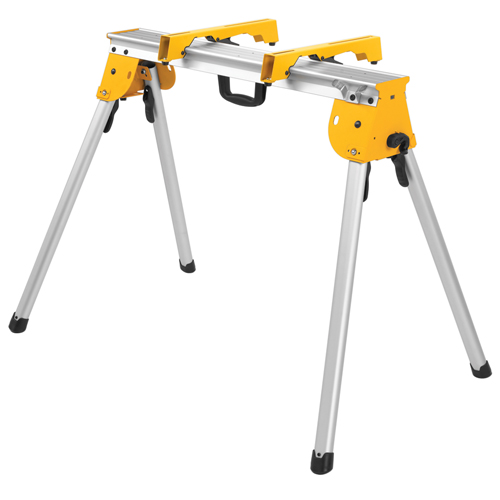 Dwx725b Heavy Duty Work Stand With Miter Saw Mounting