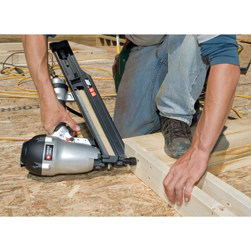 Porter Cable Product Details For Paper Tape Framing Nailer
