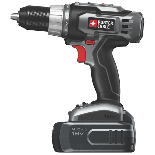 Porter Cable Product Details For 18v 1 2 Quot Nicd Drill