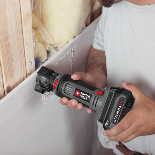 Porter Cable Product Details For 18v Bare Rotary Saw