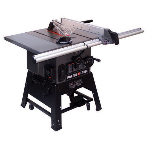 porter cable product details for 10 stationary table saw