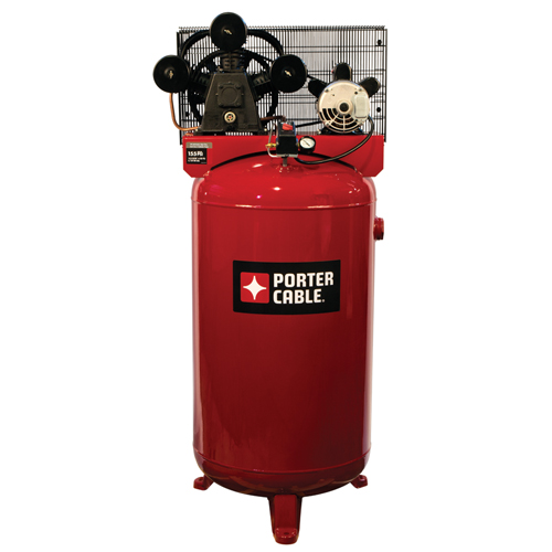Porter Cable Product Details For 80 Gal Single Stage