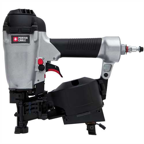 Porter Cable Product Details For 15 176 Roofing Nailer