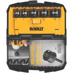 DEWALT D1800IR5 5PC IMPACT HOLE SAW