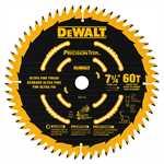 DEWALT DW7116PT 60T BLADE FOR 20V MITER SAW