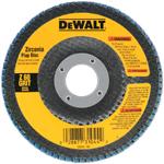"""DEWALT DW8317 5""""X 7/8"""" X 60G FLAP DISC"""