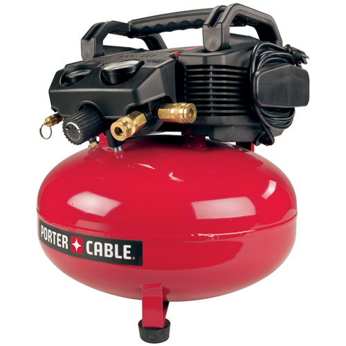 Porter cable 6 gallon air compressor owners manual